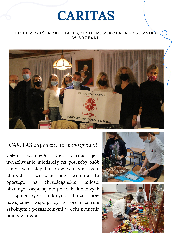 Szkolne Kolo Caritas